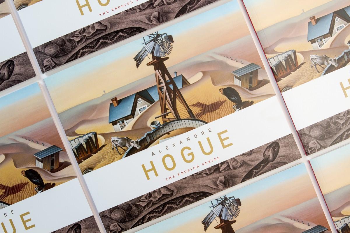 DMA-Alexander Hogue Catalogue wins 2015 Tam Wilder Award